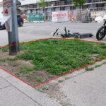 Kippen Sammel- und Zählprojekt 2021 Wien 2