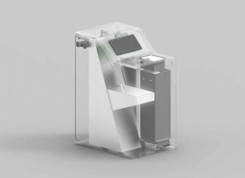 Kippen-Rücknahme-Automat